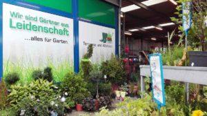 Alles für dem Garten in unserem Gartenmarkt
