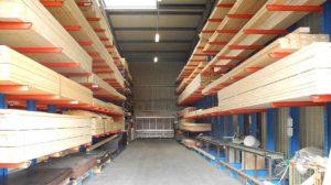 bauXpert Vierck Baustoffe Holzlager