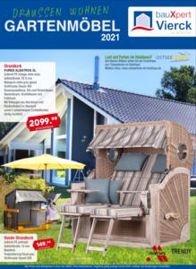 Gartenmöbel 2021 - Draußen wohnen