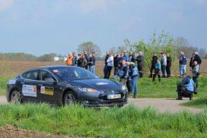 Pace-Car bei der ADAC-Cimbern-Rallye