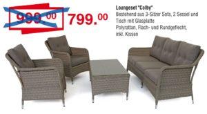 Loungeset Colby | Sie sparen 200,- €