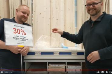 Thomsens Einkauftipp der Woche (Outtakes)
