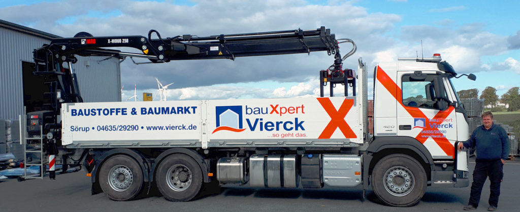 bauXpert Vierck LKW