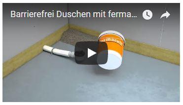 Video Barrierefrei Duschen