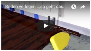 Video Boden verlegen