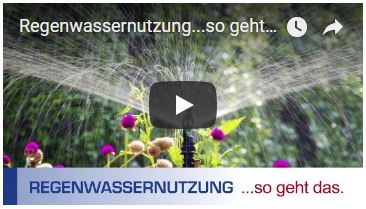 Video Regenwassernutzung