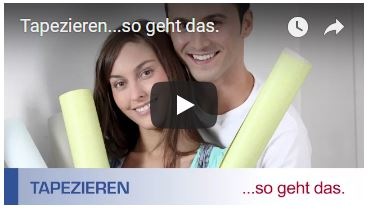 Video Tapezieren