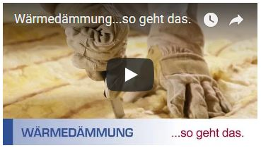 Video Wärmedämmung