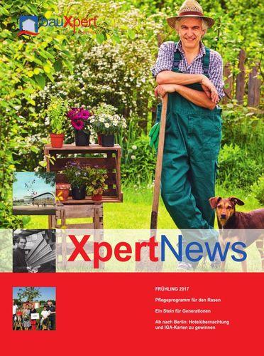 XpertNews Frühjahr 2017
