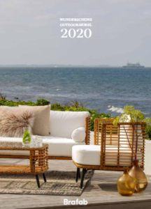 Brafab Gartenmöbel Katalog 2020