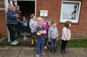 Kindergarten Sørup Børnehave Hauptgewinn Kinderhaus